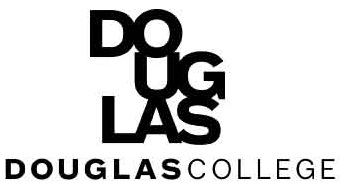 Logo Douglas College New Westminster Campus