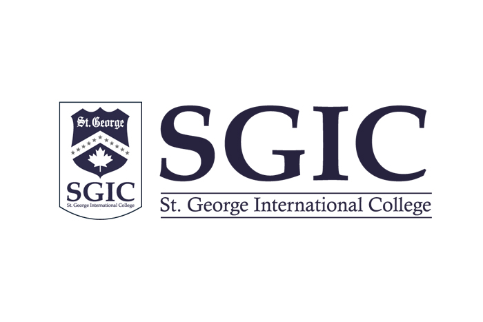 Logo SGIC St George International College Toronto