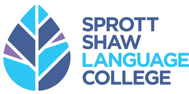 Logo Sprott Shaw Language College Victoria